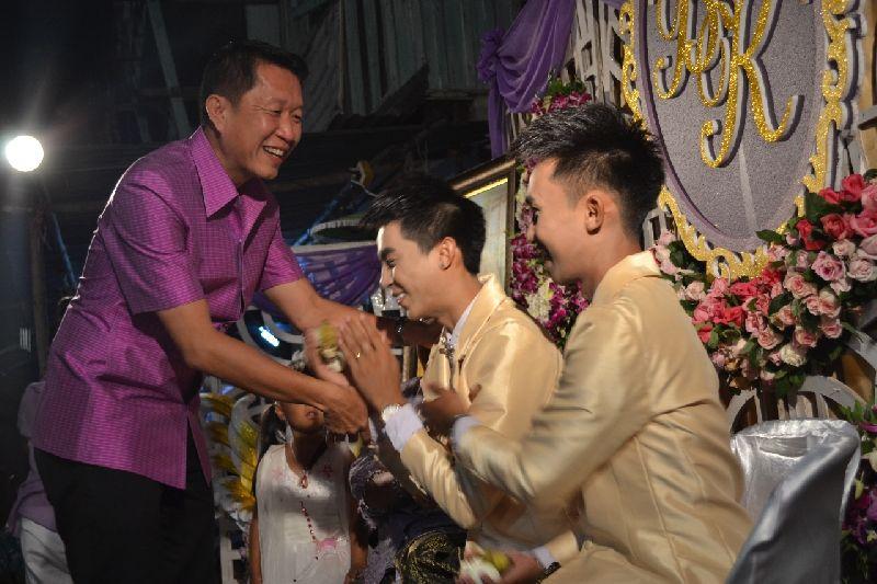 Thailändische homosexuelle Seite