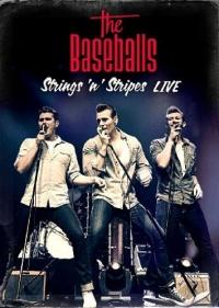 """""""Strings´n´Stripes - LIVE!"""" ist auf DVD, Blur-ay sowie als Doppel-Audio-CD erhältlich"""