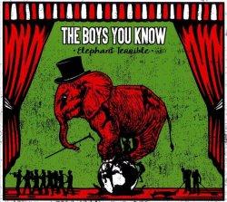 """Das neue Album """"Elephant Terrible"""" von The Boys You Know ist am 26. August 2016 erschienen"""