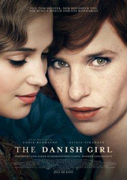 "Poster zum Film: ""The Danish Girl"" l�uft seit 7. Januar 2016 bundesweit im Kino"