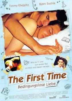 """""""The First Time � Bedingungslose Liebe"""" erschien 2011 erstmals bei Salzgeber auf DVD. Nun hat Mitbewerber Pro-Fun den Film neu f�rs Heimkino ver�ffentlicht"""