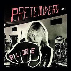"""Das neue Album """"Alone"""" von The Pretenders ist am 21. Oktober 2016 erschienen"""