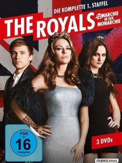 """""""The Royals – Die komplette 1. Staffel"""" ist am 24. Dezember 2015 auf DVD und Blu-ray erschienen"""