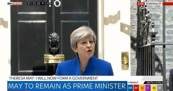 Wahlen: Nach GB-Wahl: Gespräche über Minderheitsregierung erwartet