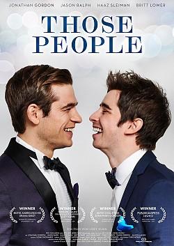 """Poster zum Film: """"Those People"""" startet am 3. November mit deutschen Untertiteln im Kino"""