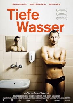 """Deutsches Kinoplakat: """"Tiefe Wasser"""" l�uft ab 26. Juni in ausgew�hlten Programmkinos"""