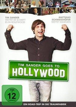 Tim Sander wettet mit Matthias Schweigh�fer, dass er es schafft, innerhalb von nur vier Wochen eine Rolle in einem Hollywood-Film zu ergattern