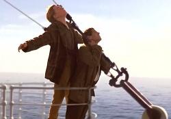 Aus Jack und Tony h�tte ein tolles schwules Liebespaar werden k�nnen - Quelle: Titanic 3D, Fox Film