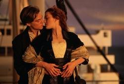 Aber dann kam ja leider Lady Rose dazwischen... - Quelle: Titanic 3D, Fox Film