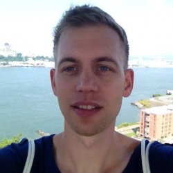 Tobias Sauer war bislang Chefredakteur beim schwul-lesbischen Event-Guide GoByList - Quelle: privat