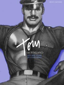 Jetzt im Buchhandel: Tom of Finlands sagenhaft stramme Kerle auf über 250 Seiten