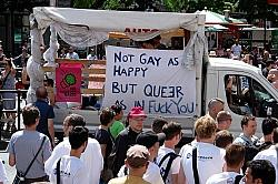 Der nette schwule Schwiegersohn geht eher nicht zum Kreuzberger CSD