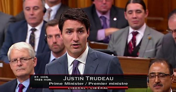 Justin Trudeau entschuldigt sich bei der LGBT-Community