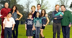 Die komplette Familien-Sippe - Quelle: FOX