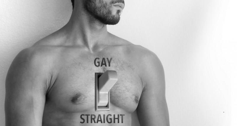 Homosexuell hatte Sex