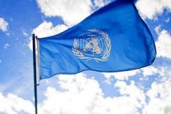 Flagge der Vereinten Nationen: Bislang wurde nur einem Dutzend anderer LSBT-Organisationen der Beraterstatus zuerkannt - Quelle: 28946792@N00 / flickr / cc by 2.0