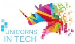 "Logo der ""Unicorns in Tech"""