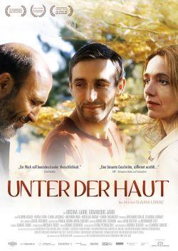 """Poster zum Film: """"Unter der Haut"""" startet am 19. November 2015 in deutschen Kinos"""