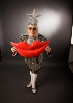 """Fans der Drag Queen kritisierten in sozialen Netzwerken, Serduchka habe nie """"Werbung"""" f�r Homosexualit�t betrieben"""