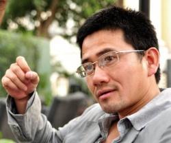 Setzt auf Aufkl�rung und pers�nliche Gespr�che: Binh Le Quang ist einer der bekanntesten LGBT-Aktivisten in Vietnam - Quelle: iSEE