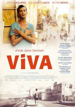 """Poster zum Film: """"Viva"""" l�uft im September in der """"Queerfilmnacht"""" der Edition Salzgeber"""