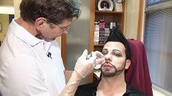 L�sst sich die Angst vor dem Alter per Botox wegspritzen? - Quelle: VOX