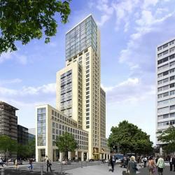 Erstes Haus der Kette in Deutschland: Das Waldorf Astoria Berlin ölffnete am 3. Januar 2013 seine Pforten - Quelle: Hilton Hotelgruppe