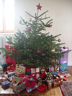 Was legt man nur seiner Familie und seinen Freunden unter den Weihnachtsbaum? - Quelle: Matthew / flickr / cc by-sa 2.0