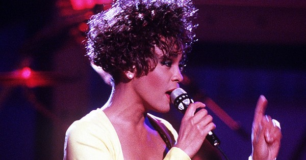 Whitney houston tot wikipedia