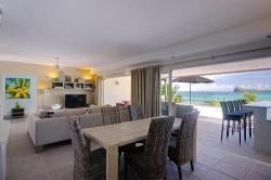 Luftige Loft mit Strandanschluss: Mauritius