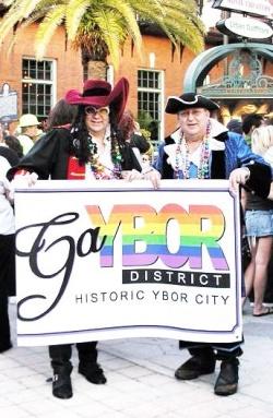 Die beiden Geschäftsleute Mark Bias und Carrie West verwandelten das heruntergekommene Ybor City in eine Schwulenoase
