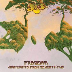 """Das Live-Album """"Progeny: Highlights from Seventy-Two"""" ist am 22. Mai 2015 erschienen"""