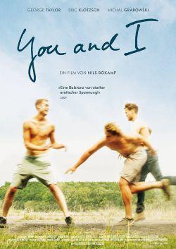 """Das Filmmagazin """"Sissy"""" nannte """"You and I"""" einen """"Balztanz von starker erotischer Spannung"""""""