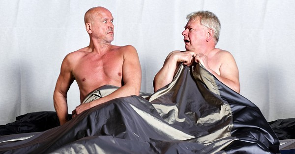 Schwule männer im bett