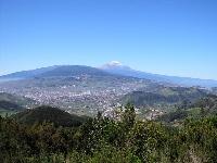 Insel mit Aussicht: Blick vom Anaga-Gebirge Richtung Teide