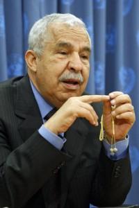 Fühlt sich in seiner Homophobie mehrheitsfähig: Ali Treki, Präsident der UN-Vollversammlung