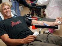 Blutspenden - Argentinien will Blutspendeverbot für Schwule aufheben