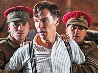 "Szene aus ""The Imitation Game"" mit Benedict Cumberbatch (Mitte) - Quelle: The Weinstein Company/Jack English"