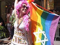 Historische Homo-Scheidung in Israel