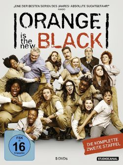 """Orange Is the New Black � Die komplette zweite Staffel"" ist am 2. Juli 2015 auf DVD und Blu-ray erschienen"