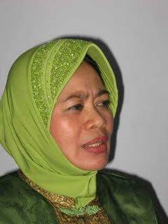 Die islamische Frauenrechtlerin Siti Musdah Mulia