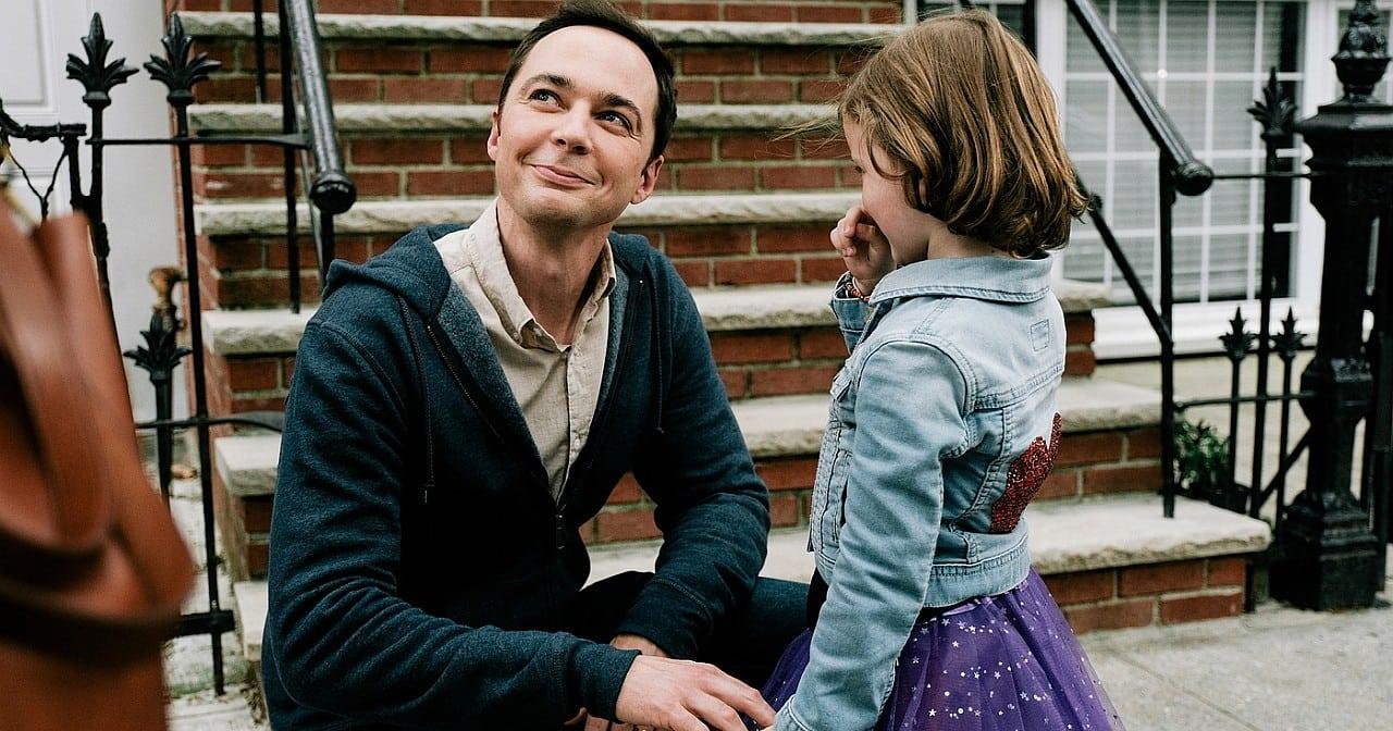 Jim Parsons als Daddy eines genderfluiden Kindes