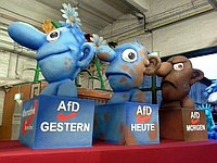 AfD - Rechtspopulisten gehören nicht auf den CSD!