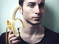 Wenn der Penis krumm wie eine Banane ist