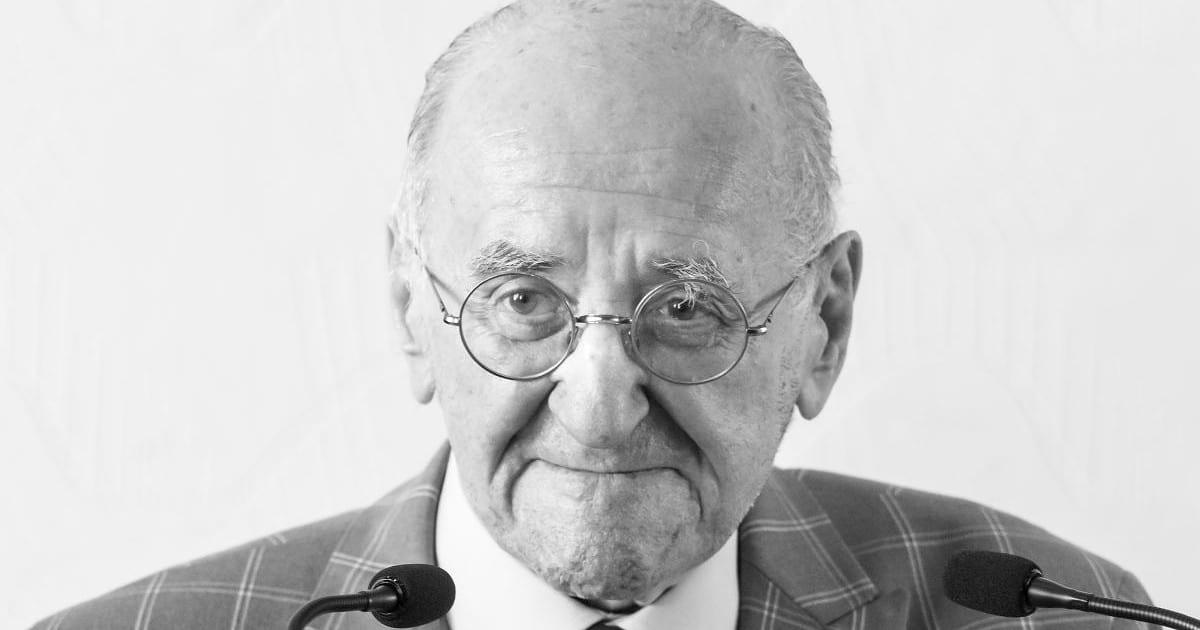 Alfred Biolek ist tot