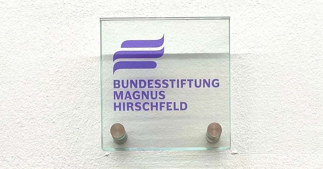 Hirschfeld-Stiftung will weg vom Justizministerium