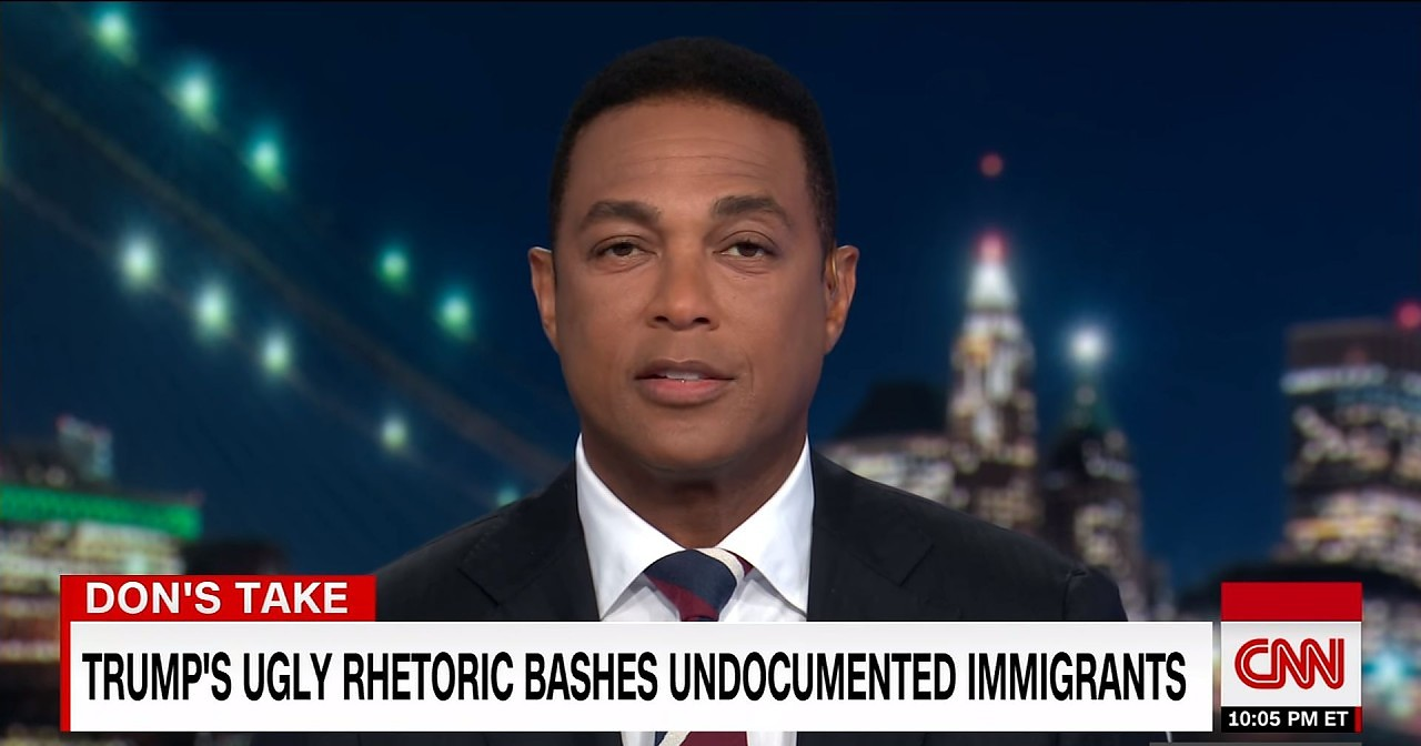 Trump-Fan beschuldigt schwulen CNN-Moderator eines sexuellen Übergriffs