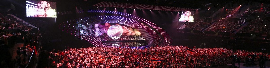 Eurovision Song Contest (Bühne in Wien)