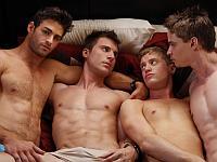 Fremdgehen - Umfrage: Viele Schwule finden offene Beziehungen 'großartig'