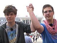 Video-Experiment: Wenn Heteros wie Homos fühlen